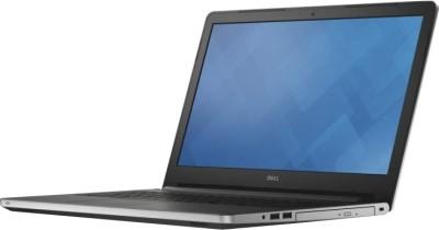 Dell Inspiron 15 5000 5559 Z566136HIN9 Intel Core i3 (6th Gen) - (4 GB DDR3/1 TB HDD/Windows 10) Notebook (15.6 inch, SIlver)
