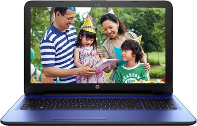 HP 15-ac121tu N8M17PA Core i3 (5th Gen) - (4 GB DDR3/1 TB HDD/Windows 10) Notebook (15.6 inch, Nobel Blue)