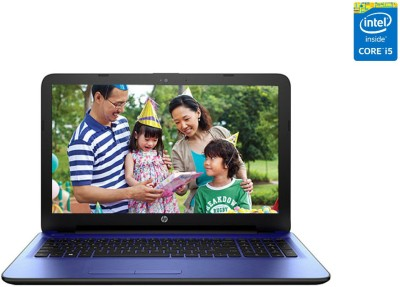 HP 15-ac121tu N8M17PA Core i3 (5th Gen) - (4 GB DDR3/1 TB HDD/Windows 10) Notebook (15.6 inch, Nobel Blue)