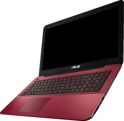 Asus A555LF-XX232D 90NB08H4-M03430 Core i3 (4th Gen) - (4 GB DDR3/1 TB HDD/Free DOS/2 GB Graphics) Notebook (15.6 inch, Red)