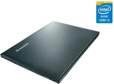 Lenovo G50-80 80L0006CIN Core i3 (4th Gen) - (4 GB DDR3/1 TB HDD/Free DOS) Notebook (15.6 inch, Black)