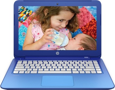 HP Stream 13-C019TU K8T73PA Celeron Dual Core - (2 GB DDR3/32 GB EMMC HDD/Windows 8.1) Notebook (13.3 inch, Horizon Blue)