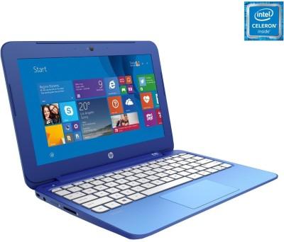 HP Stream 13-C019TU K8T73PA Celeron Dual Core - (2 GB DDR3/32 GB EMMC HDD/Windows 8.1) Notebook (13.3 inch, Horizon Blue)