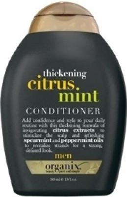 Organix Mens Thickening Citrus Mint Conditioner