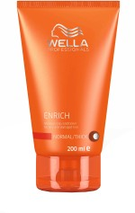 Wella Enrich Moisturizing Conditioner for Dry and Damaged Hair