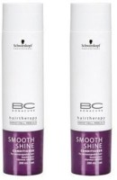 Schwarzkopf Bonacure Smooth Shine Conditioner (200 Ml) (Pack Of 2) (400 Ml)