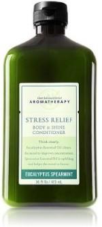 Bath & Body Works Stress Relief Eucalyptus Spearmint Conditioner