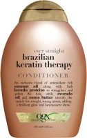 Og Ever Straight Brazilian Keratin Therapy ( Organic ) Conditioner (385 Ml)