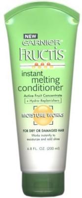 Garnier Fructis Instant Melting Conditioner Moisture Works