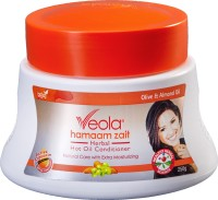 Veola Hammam Zait Hot Oil Conditioner (Olive & Almond Oil) (250 Ml)