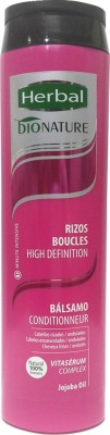Herbal Bionature Rizos Boucles High Defination Balsamo Conditioner