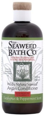 The Seaweed Bath Co. Wildly Natural Seaweed Argan Conditioner Eucalyptus and Peppermint