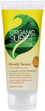 Organic Surge Blonde Boost Conditioner