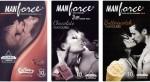 Manforce Coffee, Chocolate, Butterscotch