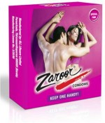 Zaroor Plain Condoms