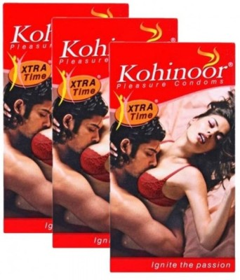 Kohinoor XTRA TIME 10'S PACK X 10