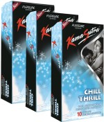 Kamasutra Chill Thrill Monthly Combo