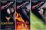 Kamasutra Longlast, Intensity, Superthin