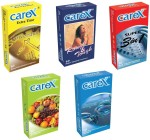 Carex Powershot, Rough & Tough, 3in1, Assorted Flavours and Super Thin