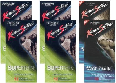 Kamasutra Superthin, Wet n Wild UPFK200079