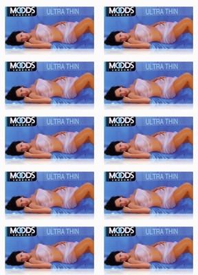 Moods Ultra Thin 10pcs X 10