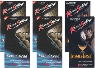 Kamasutra Wet n Wild, Longlast UPFK200040