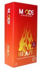 Moods Blaze Condoms 12