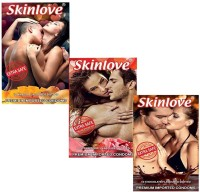 Skin Love Extra Safe Condom (Set Of 3, 36S)