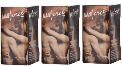 Manforce Chocolate 3 Pack Of 20 Pc