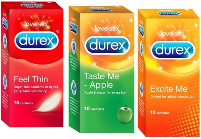 Durex Love Sex Combo 5