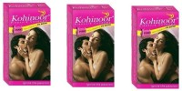 Kohinoor Pink Natural Shaped Better Fit Condom (Set Of 3, 30S)
