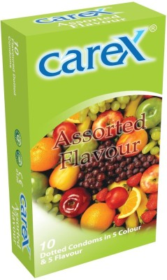 Carex Assorted Flavours