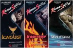 Kamasutra Longlast, Intensity, Wet n Wild