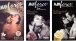 Manforce Jasmine, Chocolate, Butterscotch