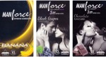 Manforce Banana, BlackGrape , Chocolate
