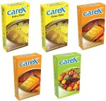 Carex Powershot x 2, Gold x 2 and Assorted Flavours