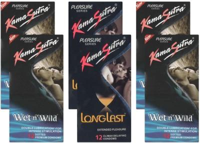 Kamasutra Wet n Wild, Longlast UPFK200055
