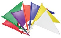 Sahni Sports Space Marker Pack Of 6 (Multicolor Set Of 6)