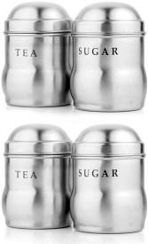 Airan  - 250 ml, 300 ml Stainless Steel Tea, Coffee & Sugar Container