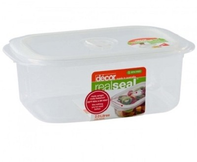 Decor Realseal Oblong 2.0 L  - 2000 ml Plastic Food Container