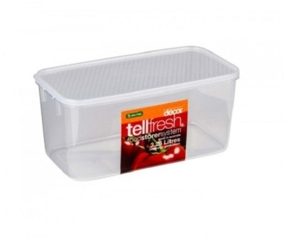 34 off on decor tellfresh oblong l 3250 ml plastic for Decor 6l container