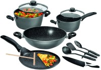 Stoneline Germany 10 - Piece Cookware Set