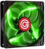 Circle LED Fan C 12 Green