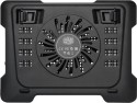 Cooler Master Notepal X Lite II (with USB Hub) Cooling Pad - Black