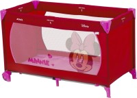 Hauck Dream N Play Go Cot Pink