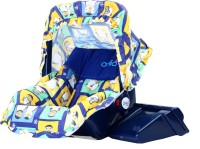 Delia 3 in 1 Baby Carry Cot Yellow