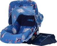 Delia 3 in 1 Baby Carry Cots Dark Blue