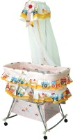 Sunbaby Baby Bassinet Pink