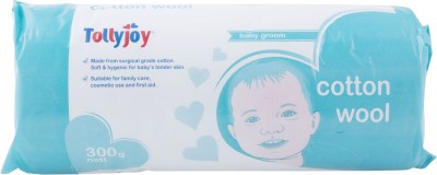Buy Tollyjoy Cotton Wool: Cotton Ball Pad Bud