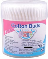 Mommas Baby India Cotton Buds-White (Pack Of 200)